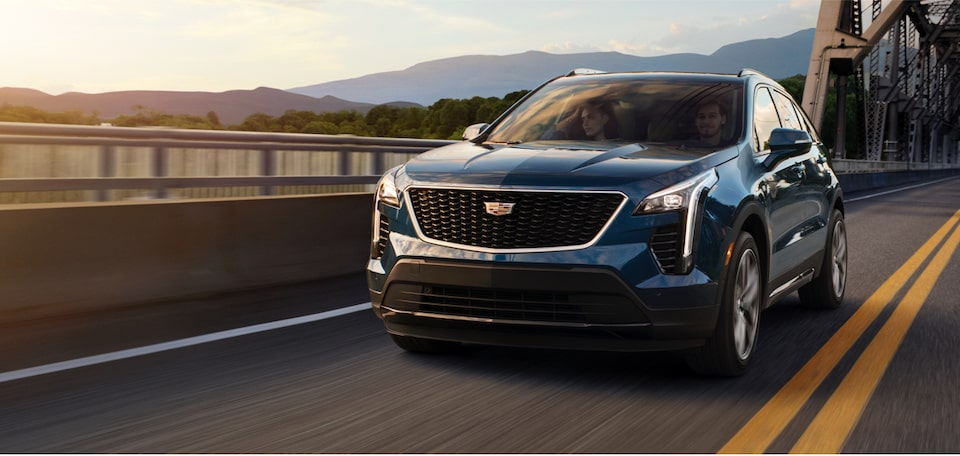 2020 Cadillac XT4 Compact SUV All-Wheel Drive